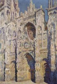 Cattedrale di Rouen, Monet
