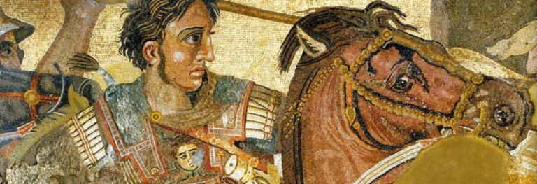 Alessandro Magno. La radice della politica antirazziale