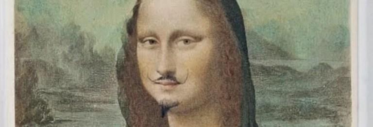 «L.H.O.O.Q.» di Marcel Duchamp: la nobile arte di dissacrare l'arte