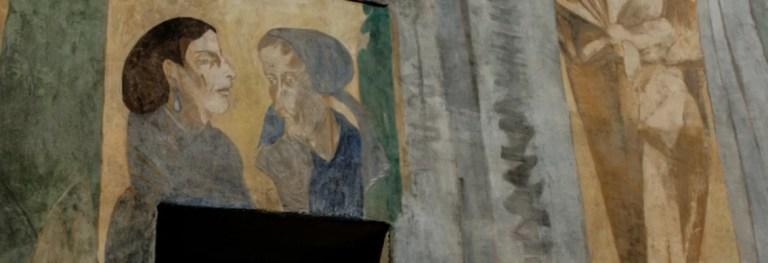 Alla scoperta di Arcumeggia, borgo dipinto della Valcuvia