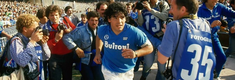 Perché piangiamo Maradona?