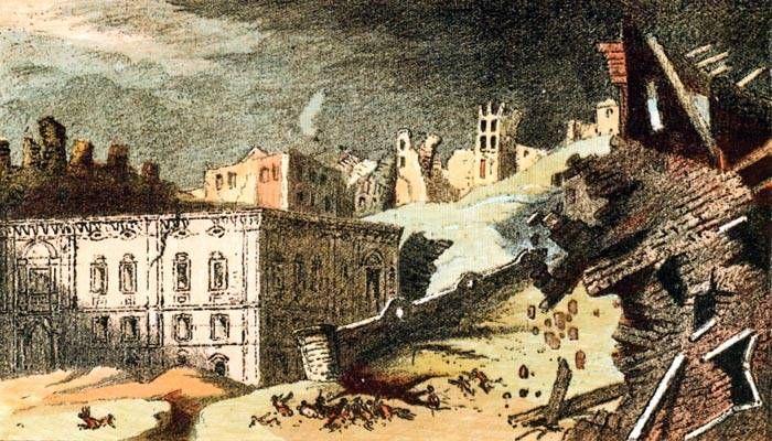 il terremoto di Lisbona