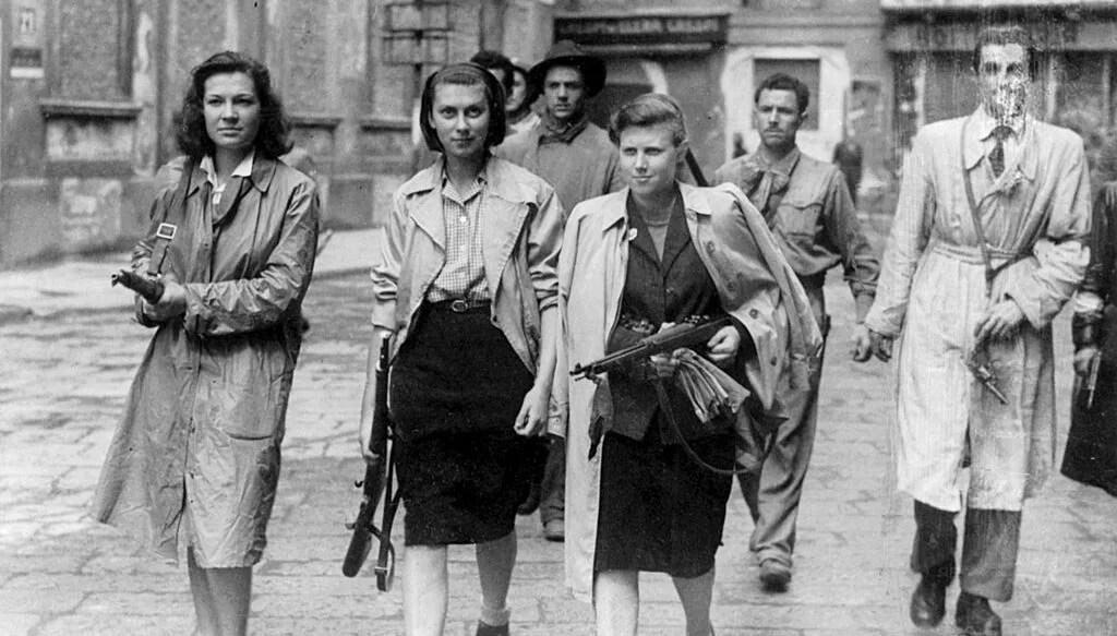 resistenza civile disarmata donne