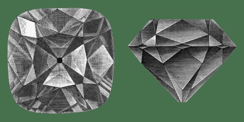 Diamante Le Régent: diamanti