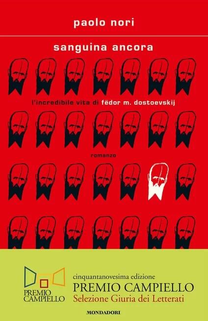 La copertina di «Sanguina ancora» di Paolo Nori.