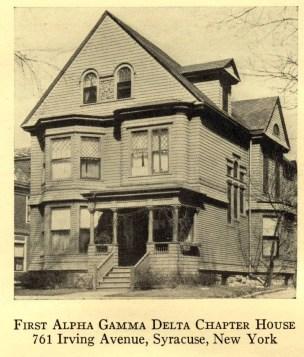 agd 1st house