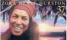 Zora Neale Hurston postage stamp