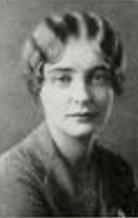 """M. Esther Funke (Photo courtesy of The Illio"""""""