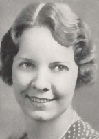 Myrtle Fahsbender, 1930s (courtesy of Kappa Delta)