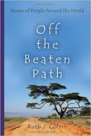 The book Ruth Colvin wrote about her travels (Photo courtesy of Syracuse University Press)