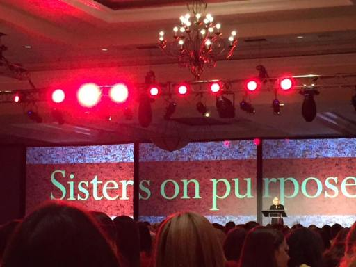 Chi Omega's convention
