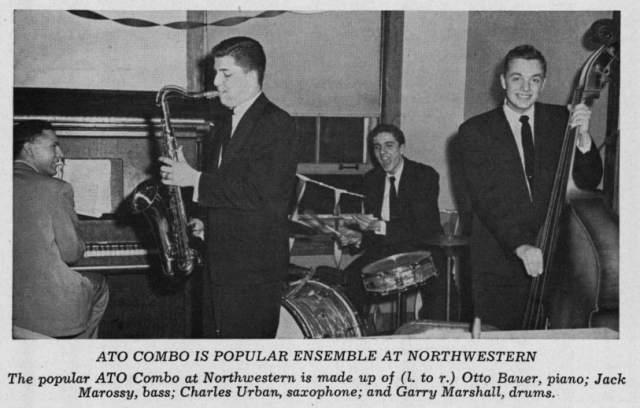 From the September 1954 edition of The Palm of Alpha Tau Omega.