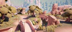 Fully explorable environment