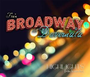 Från Broadway till Duvemåla: Higlights från konserten