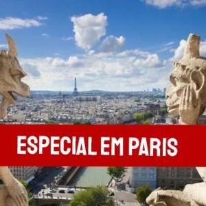City Tour em Paris 8hs