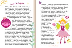 petit conte court en français – La fée de la forêt – conte à lire pour les petits enfants