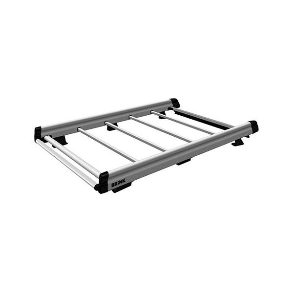 Galerie toit Fiat Doblo L1H1 Portes battantes Aluminium 28818