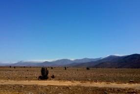 Aux portes du désert d'Atacama!