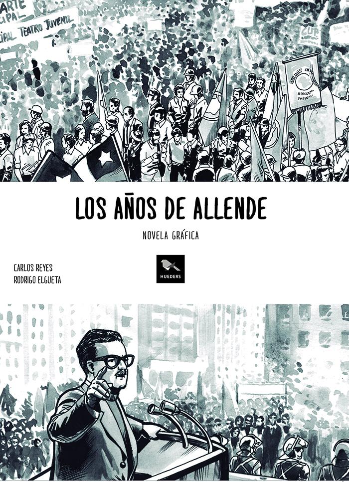4 Los años de Allende Portada
