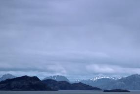 Les fjords de Patagonie.