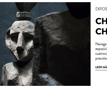 ENTREE LIBRE <br>Museo de arte chileno precolombino.