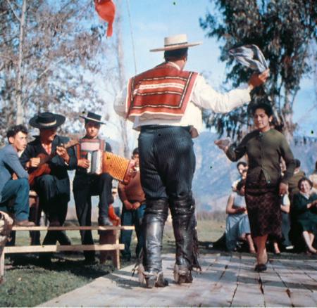 Les meilleures photos <br> historiques de «las Fiestas Patrias»