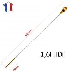 Turbo 1.6 HDI 110 ch Carter + Crépine + Filtre à huile