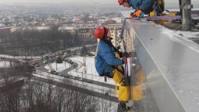 Se former au travail en hauteur formation obligatoire bâtiment échafaudage