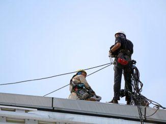 Devenir cordiste dans le BTP accès au métier travail en hauteur bâtiment