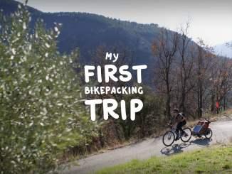 [Vidéo] Partir en trip vélo bikepacking avec un bébé de 8 mois