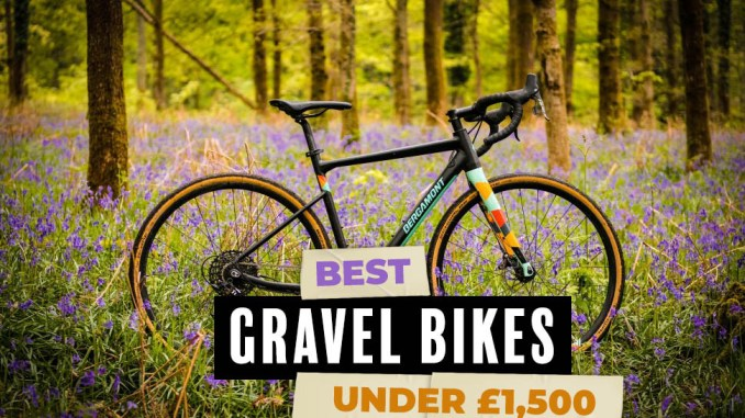 The best gravel and adventure bikes you can buy for under £1,500