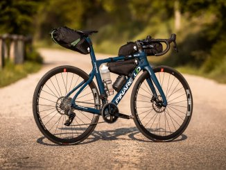 des sacoches miss grappe pour le bikepacking