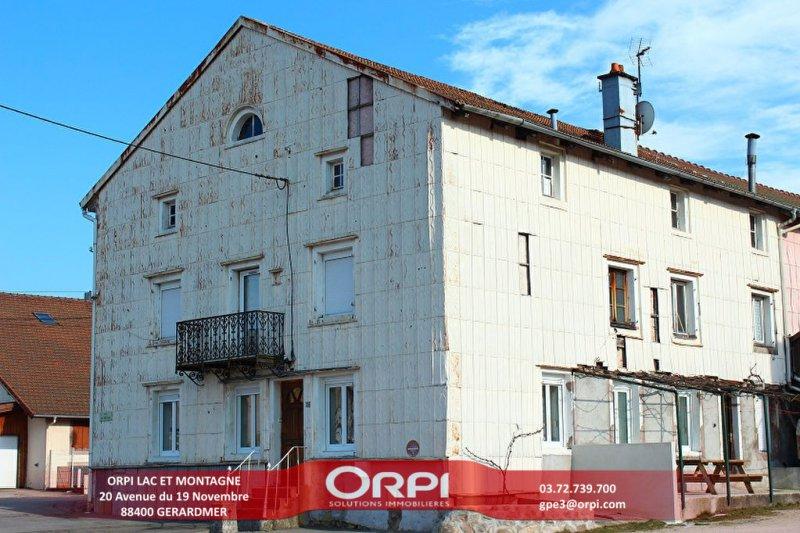Annonces achat appartement maison terrain Anould St Die Gerardmer Fraize et environs