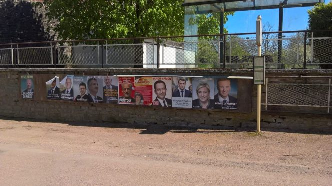 """Typical """"legal"""" election billboard"""