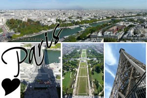 An A to Z of the capital of France