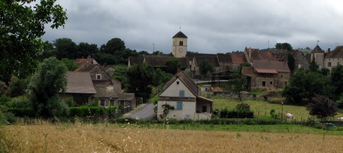 Curtil sous Burnand Burgundy Region France