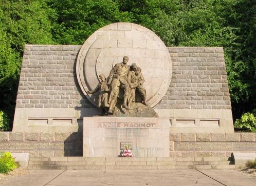 Maginot Memorial near Verdun France