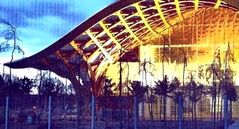 Pompidou Center, Metz