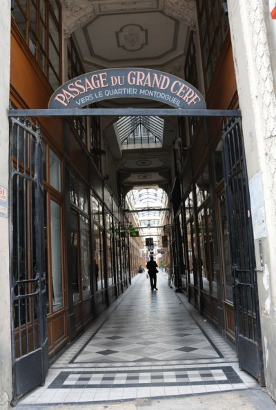 Paris Passages