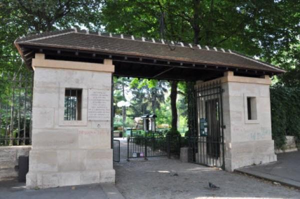 Square de la Roquette