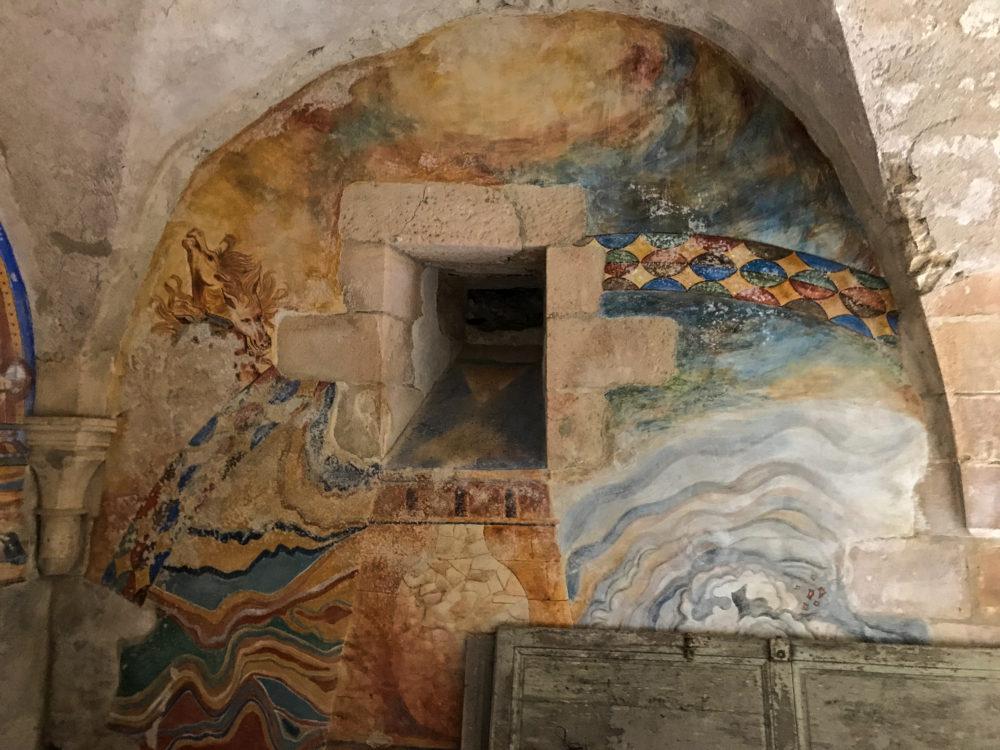 valley frescoes