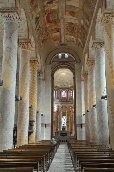 Saint Savin Abbey Valley of the Frescoes