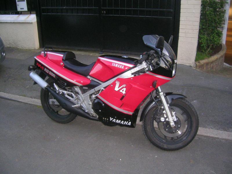 Troc Echange Yamaha 500 RDLC 1985 Type 1GE Sur