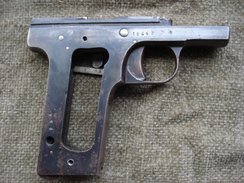 Troc Echange Pistolet Automatique De 1914 Sur