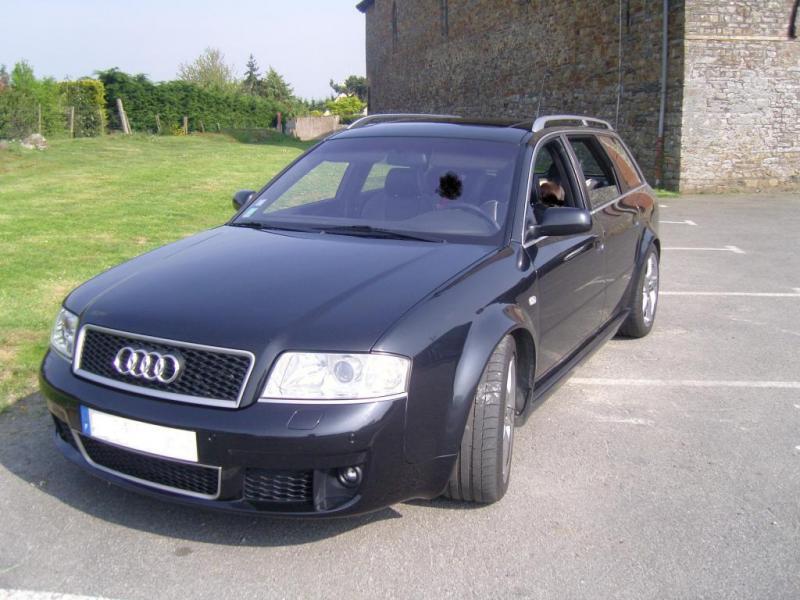 Troc Echange Audi RS6 2003 106000 Kms D Origine Sur France