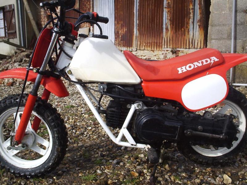 Troc Echange Piwi 50 Honda Sur