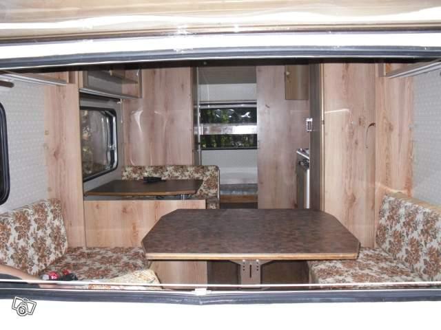 Troc Echange Caravane Burstner City 550m Sur