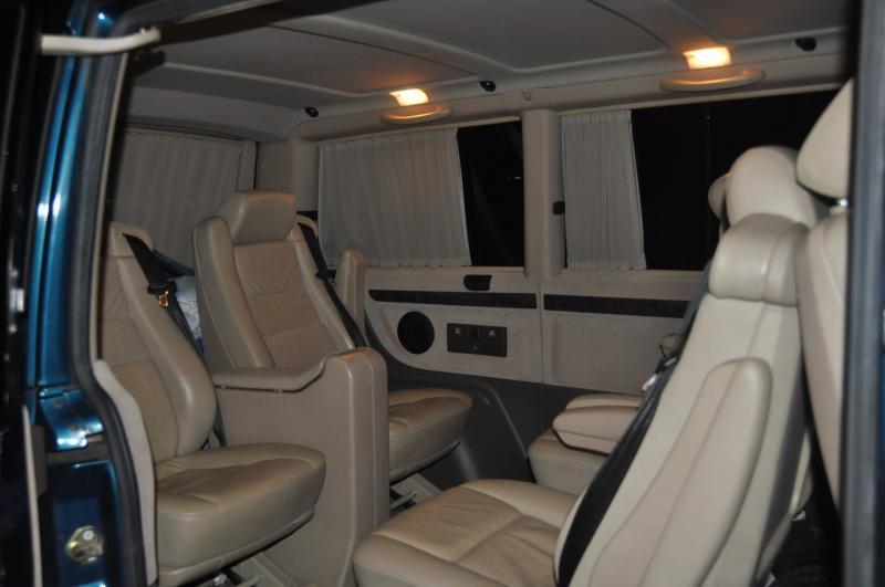 Troc Echange Mercedes Vito Classe V 230 Limousine Bio