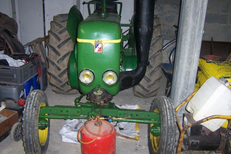 Troc Echange Tracteur De Collection Sfv 201 Sur France