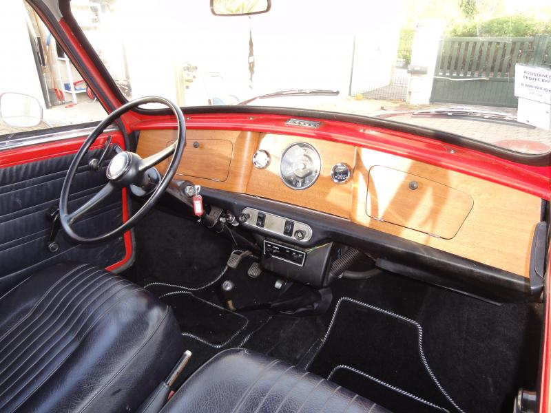 Troc Echange Morris Mini Austin 850 Mk3 Sur